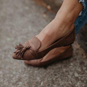 Shoes - FINAL FEW SALE-NO OFFERS‼️ Miranda Tasseled Loafer